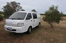 2004 Kia Pregio Van/Minivan Sydney City Inner Sydney Preview