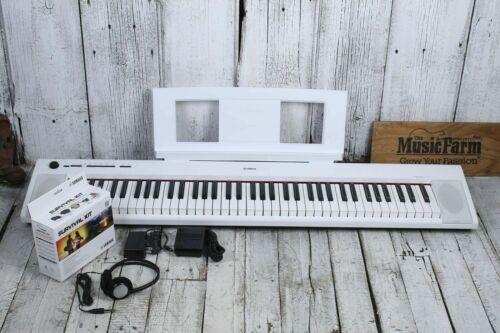 Yamaha Piaggero NP-32 76-key Piano with Speakers -