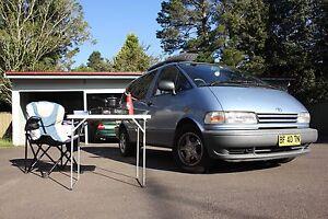 1995 Toyota Tarago Wagon Katoomba Blue Mountains Preview