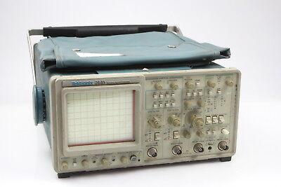 Tektronix 2445 Oscilloscope 150mhz 4 Channel