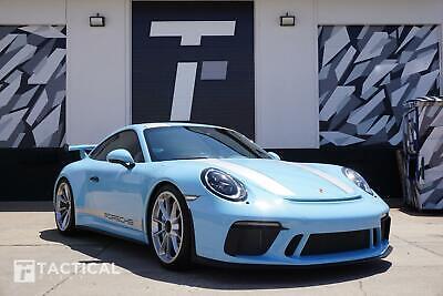 2018 Porsche 911 GT3 2018 Porsche 911 GT3