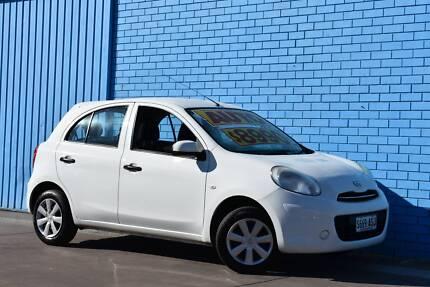 2012 Nissan Micra Hatchback- 3 CYLINDER 1.2L Enfield Port Adelaide Area Preview
