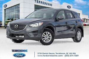 2016 Mazda CX-5 GX NAVIGATION TRACTION AVANT