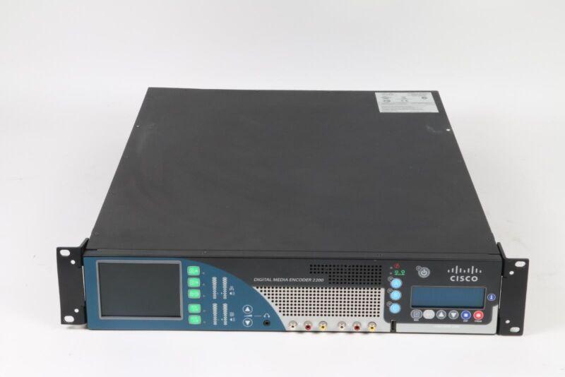 Cisco DMS-DME-2200 Digital Media Encoder