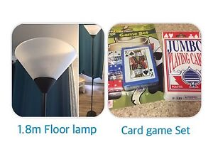 Floor Lamp + Kitchen & Other Various Items Driver Palmerston Area Preview