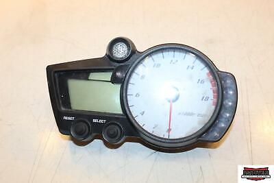 2007 Yamaha YZF R6 Gauges Display Cluster Speedometer Tachometer 2C0-83500-51-00