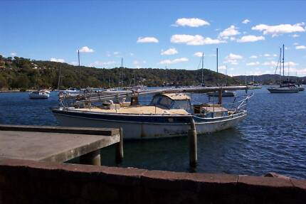 36ft Cruising Ketch,FREE FREE FREE full reno needed Tea Gardens Great Lakes Area Preview