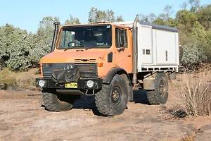 Unimog U1450 Forster Great Lakes Area Preview