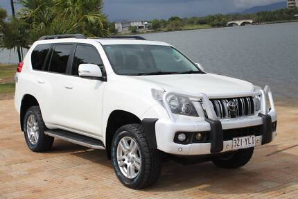 2012 Toyota Landcruiser Prado KDJ150R Kakadu Wagon 7st Merrimac Gold Coast City Preview