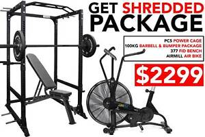 Armortech Get Shredded Package