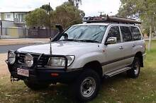 2002 Toyota LandCruiser Wagon, Kitted-Out and Dependable! Alice Springs Alice Springs Area Preview