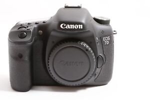 Canon 7D excellent condition