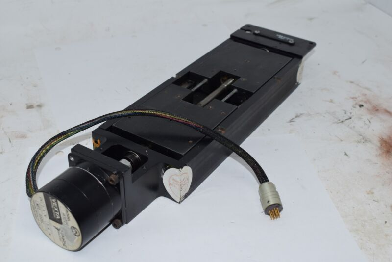 Ultratech Stepper 1056-645600 Vexta 2 Phase Stepper Motor Linear