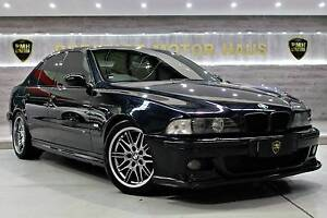 2000 BMW M5 Sedan Wetherill Park Fairfield Area Preview