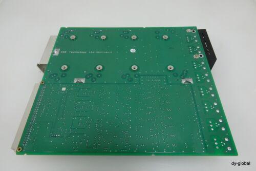 ABB Used ANALOG INPUT BOARD TRANSFORMER V1816 750138/802 REV2.2 PCB-I-E-635=2M21