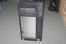 INTEL BOARD SERVER - QUAD CORE XEON - 750 GB HDD PRICE DROPPED Cooks Hill Newcastle Area Preview