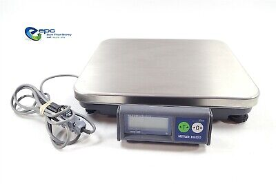 Mettler Toledo Viva Ram 3211-000 30lb Stand Alone Scale With Display