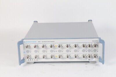 Rohde Schwarz 1208.2000k80 Cmws Advanced Rf Switch Matrix