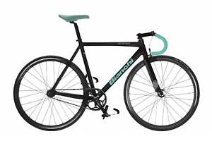 2018 Bianchi Pista Black rrp$1099 Concord West Canada Bay Area Preview