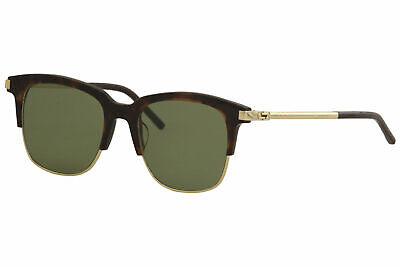 Marc Jacobs Women's 138/S 138S QUMDJ Dark Havana/Gold Square Sunglasses 51mm