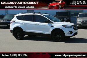 2017 Ford Escape SE 4WD/BACK UP CAMERA/SUNROOF/MUST SEE