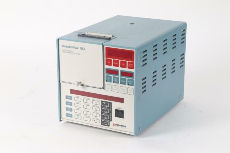 Kratos Spectroflow 783 Programmable Absorbance Detector