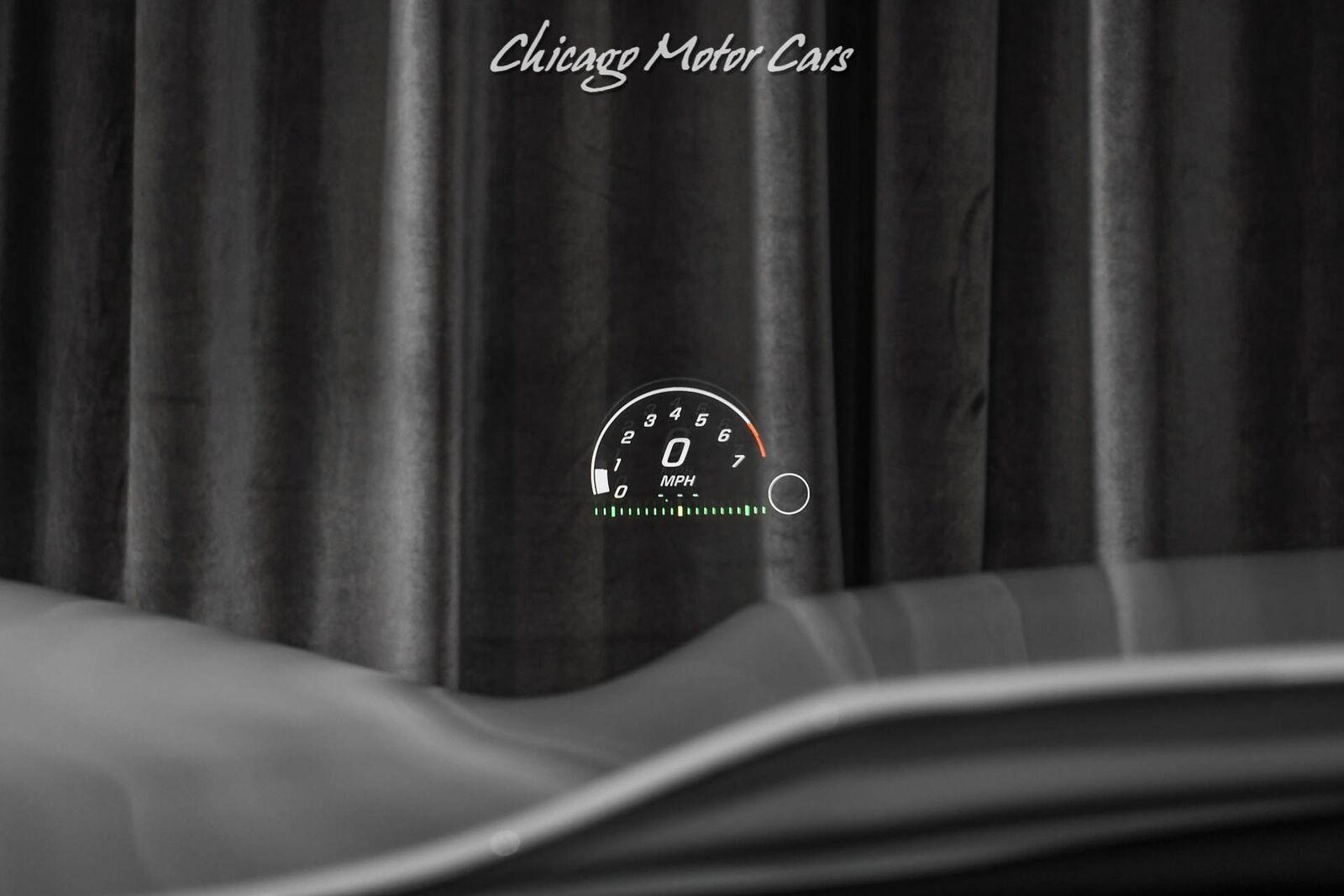 2019 White Chevrolet Corvette Z06 2LZ   C7 Corvette Photo 10