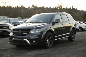 2018 Dodge Journey Crossroad - LEATHER, ALLOY WHEELS, PUSH START