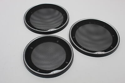 Infinity Speaker Grill Covers x3 New