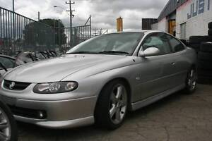 2001 Holden Monaro Coupe Kenwick Gosnells Area Preview