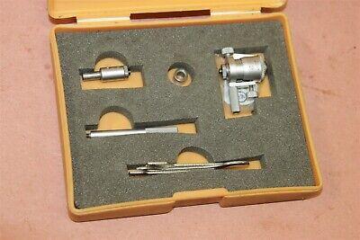 Mitutoyo 141-102 Interchangeable Rod Type Inside Micrometer Set 1-2