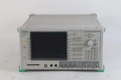 Anritsu Mt8820a 30mhz - 2.7ghz Radio Communication Analyzer W Opts. 0102