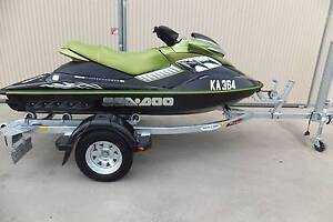 2005 SEA-DOO RXP 215JET SKI (108 HOURS),2014 EASY TOW TRAILER Shepparton Shepparton City Preview
