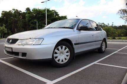 2003 VY Commodore |  Long rego