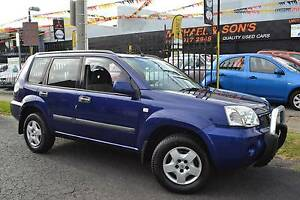 2004 NISSAN X-TRAIL T30 II ST WAGON 4X4 AUTOMATIC 2.5LT 4 CYL Coburg Moreland Area Preview