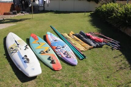 Windsurfing gear Port Kennedy Rockingham Area Preview