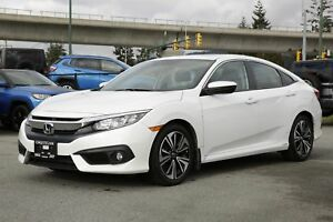 2016 Honda Civic EX - T - ALLOY WHEELS, PUSH START, SUNROOF!