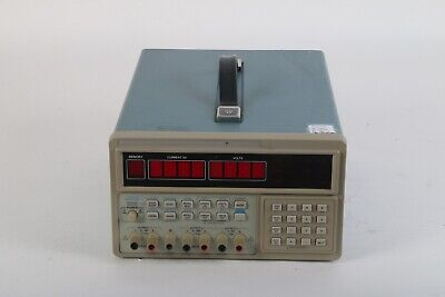 Tektronix Ps2520g Triple Output Programmable Dc Power Supply - Missing Label