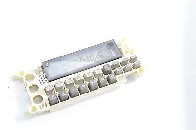 Fluke 8842a Benchtop Multimeter Display Assy 8840a-4002