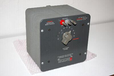 Vintage General Radio 1424-a Standard Polystyrene Decade Capacitor 1424a