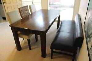 Dining Set in great condition Wooloowin Brisbane North East Preview