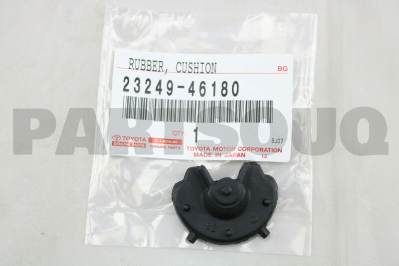 2324946180 Genuine Toyota Rubber, Cushion(for Fuel Pump) 23249-46180