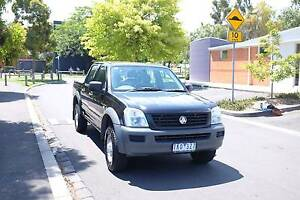 2004 Holden Rodeo Ute Ascot Vale Moonee Valley Preview