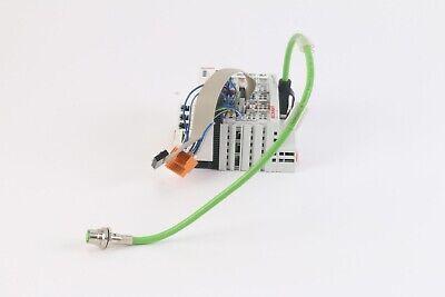 Beckhoff Cx8090 Embedded Pc With El1852 El9110 Ek1110 Ethernet Extension