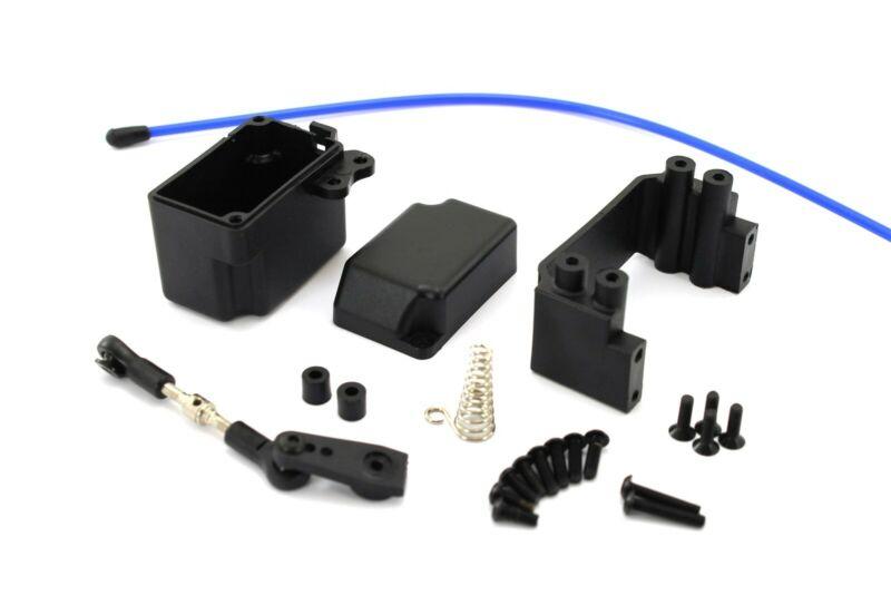 HoBao Ofna Hyper SSe Receiver Box/Servo Mount Servo Arm & Ball Ends 23071