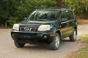 2005 Nissan X-Trail LE 4x4 | Leather | Sunroof |  CERTIFIED
