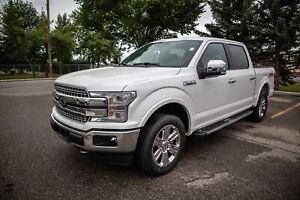 2019 Ford F-150 Lariat FX4 Off-Road Package, Tough Bed Spray-...