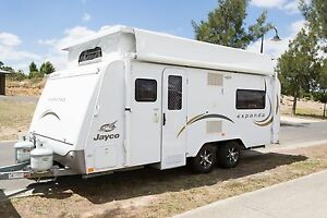 2012 Jayco EXPANDA 17.56-1 12EX POPTOP Doreen Nillumbik Area Preview