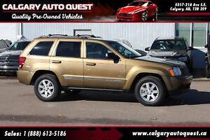 2008 Jeep Grand Cherokee Laredo DIESEL/4WD/LEATHER/SUNROOF