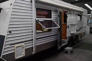 2007 Roma Elegance Spacious Caravan Kilburn Port Adelaide Area Preview